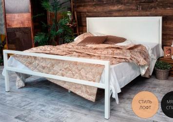 Кровать Francesco Rossi Лоренцо белый