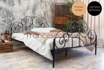Кровать Francesco Rossi Афина с двумя спинками