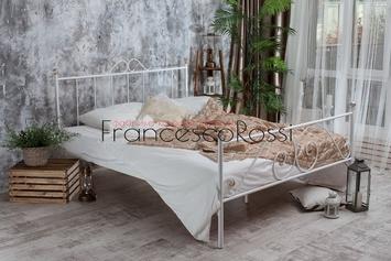 Кровать Francesco Rossi Оливия с двумя спинками
