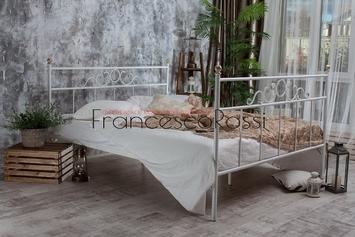 Кровать Francesco Rossi Сандра с двумя спинками